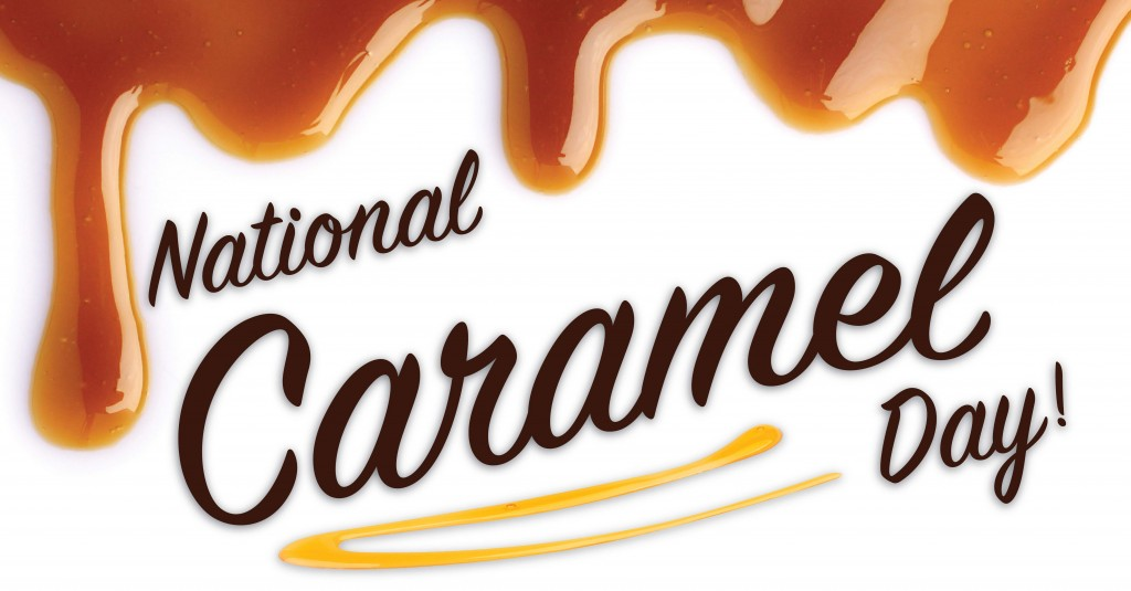It's National Caramel Day!